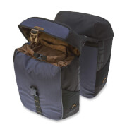 Torby rowerowe boczne Double Bag Miles 32 l Basil