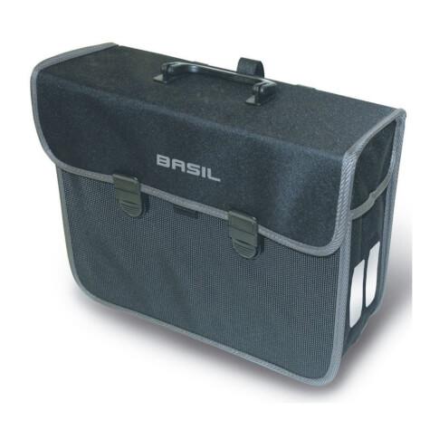 Wytrzymała torba rowerowa na bagażnik Malaga 13 l Basil