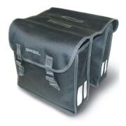 Podwójna torba rowerowa Double Bag Mara L, 26 l Basil