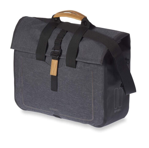 Wodoodporna torba rowerowa Urban Dry Business Bag, 20 l Basil
