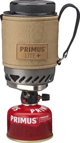 Lekki zestaw podróżny do gotowania Lite Plus Primus beżowy