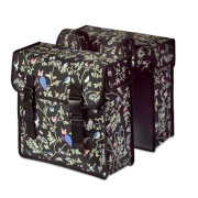 Podwójna torba rowerowa Double Bag Wanderlust, 35 l Basil Charcoal