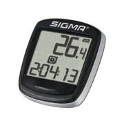Solidny licznik rowerowy Base 500 Sigma