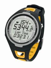 Funkcjonalny pulsometr PC 15.11 Żółty Sigma