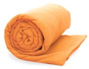Lekki ręcznik szybkoschnący z pokrowcem M Rockland pomarańczowy