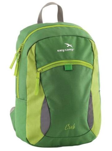 Wygodny plecak dla dzieci Cub Kids Sacs Zielony Easy Camp