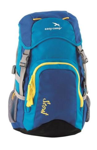 Wygodny plecak dla dzieci Scout Kids Sac Niebieski Easy Camp