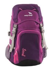 Wygodny plecak dla dzieci Scout Kids Sac Fioletowy Easy Camp