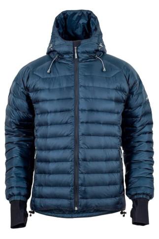 Kurtka zimowa techniczna MANALI Milo abyss blue