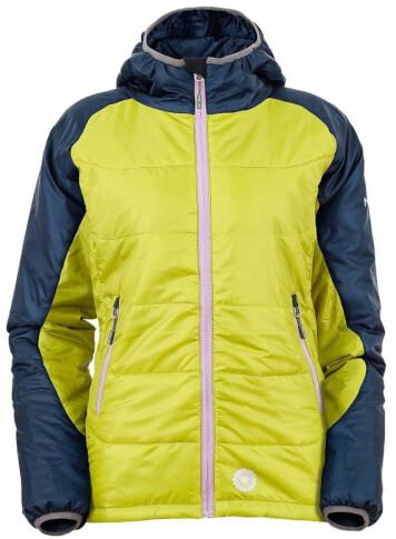Damska kurtka techniczna na zimę BOMO LADY Milo mirabelle