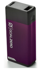 Outdoor power bank 5200 mAh FLIP 20 Goal Zero fioletowy