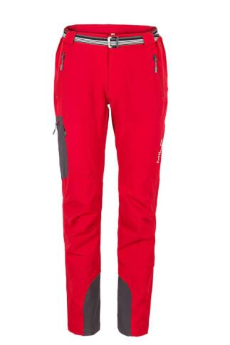 Spodnie w góry VINO red Milo