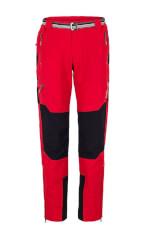 Spodnie trekkingowe BRENTA red Milo