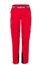 Spodnie trekkingowe Milo Maloja red czerwone