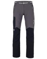 Spodnie trekkingowe VINO LADY grey-black Milo