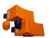 Zestaw pod koła z klinem zabezpieczającym Steelpress