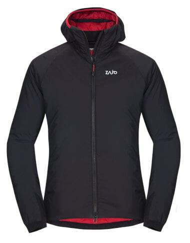 Izolowana kurtka zimowa męska Zajo Narvik Jkt Black