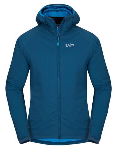 Izolowana kurtka zimowa męska Zajo Narvik Jkt Morrocan Blue