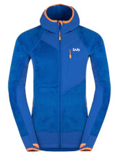 Bluza polarowa Zajo Meribel Jkt Deep Blue
