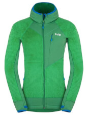 Bluza polarowa Zajo Meribel Jkt Bright Green