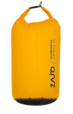 Wodoodporny worek ZAJO Compress Drybag 15l Yellow