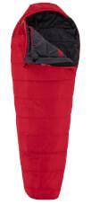 Śpiwór trzysezonowy Venture 0 Regular ZAJO Racing Red