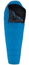 Śpiwór turystyczny Venture +5 Regular ZAJO Blue Jewel