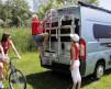 Bagażnik rowerowy Carry-Bike 200 DJ Sprinter VW Crafter Fiamma