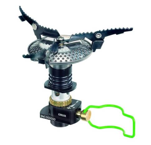 Składany palnik gazowy Optimus Crux