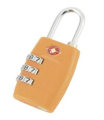 Kłódka na bagaż TSA Secure Lock Easy Camp