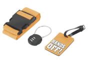 Zestaw zabezpieczeń podróżnych Security Pack Easy Camp