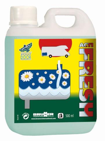 Płyn do czyszczenia Acti Fresh 1000 ml Brunner
