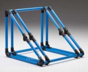 Składany stojak na 2 rowery