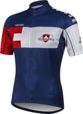 Koszulka rowerowa BCM Nowatex Szwajcaria 2015