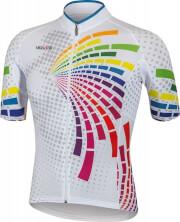 Koszulka kolarska VEZUVIO Rainbow