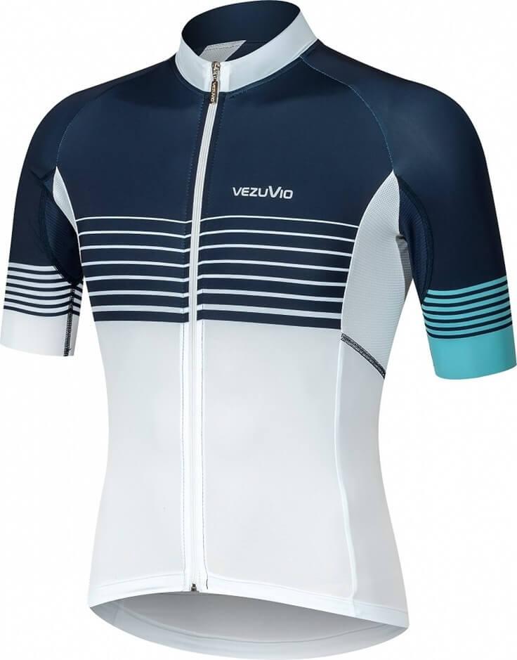 Koszulka kolarska na rower