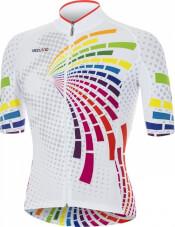 Damska koszulka kolarska VEZUVIO Rainbow Lady