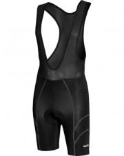 Spodenki kolarskie z wkładką Record Carbon Vezuvio BLACK