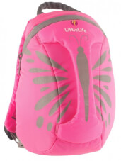 Odblaskowy plecaczek Toddler ActiveGrip 3+ Motylek Little Life