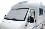 3-częściowy zestaw mat termicznych Cli-Mats NT Ford Transit 2014 Brunner