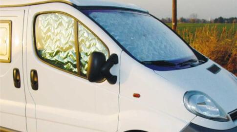 Mata termiczna Renault Trafic, Opel Vivaro, Nissan Primastara