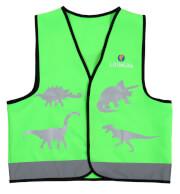 Średnia kamizelka odblaskowa LittleLife Dinozaur