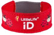 Neoprenowa opaska informacyjna ID dla dziecka LittleLife Biedronka