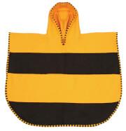 Ultralekkie plażowe poncho UPF 50+ dla dzieci 3+ LittleLife Pszczółka