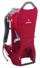 Lekkie nosidełko turystyczne Ranger S2 LittleLife Czerwone