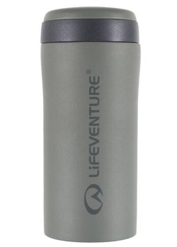 Kubek termiczny Thermal Mug Matt Grey 300 ml szary mat  Lifeventure