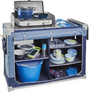 Składana szafka kuchenna Jum-Box 3G CTW Brunner