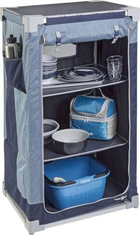 Składana szafka kuchenna Jum-Box 3G LS Brunner Niebieska