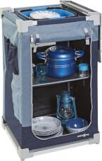 Składana szafka kuchenna Jum-Box 3G ST Brunner Niebieska