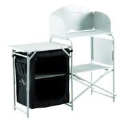 Turystyczny zestaw szafka kuchenna+stolik Sarin Easy Camp
